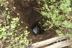 The Water Project:  Unprotected Dug Well