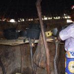 The Water Project: Nzimba Community -  Inside Kitchen