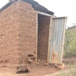 The Water Project: Nzimba Community -  Latrine