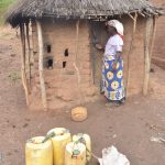 The Water Project: Nzimba Community -  Water Storage Containers