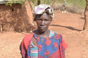 The Water Project:  Mbuili Mutisya