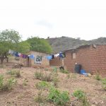 The Water Project: Nzimba Community A -  Clothesline