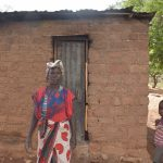 The Water Project: Nzimba Community A -  Kitchen Building