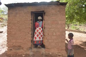 The Water Project:  Walking Into Kitchen