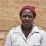 The Water Project: Kiteta Community A -  Agnes Musyoka