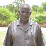 The Water Project: Mbitini Community -  James Ngonzi