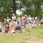 The Water Project: Mbitini Community A -  Shg Members