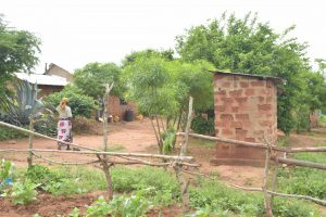 The Water Project:  Garden And Compound