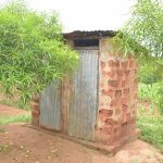 The Water Project: Mbitini Community -  Latrines