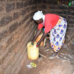 The Water Project: Mbitini Community A -  In Kitchen
