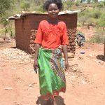 The Water Project: Kangalu Community B -  Felisters Mumbe