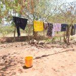 The Water Project: Kangalu Community B -  Clothesline
