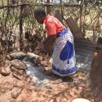 The Water Project: Kangalu Community B -  Cooking Area