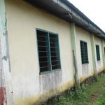 The Water Project: Lungi, Mamankie, DEC Mamankie Primary School -  Back Of School Building