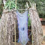 The Water Project: Lungi, Mamankie, DEC Mamankie Primary School -  Bathing Shelter