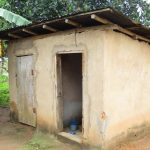 The Water Project: Lungi, Mamankie, DEC Mamankie Primary School -  Latrine