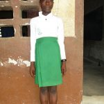 The Water Project: Lungi, Kasongha, DEC Kasongha Primary School -  Student Aminata