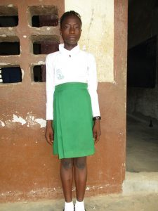 The Water Project:  Student Aminata