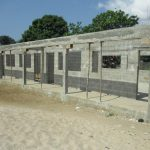 The Water Project: Lungi, Kasongha, DEC Kasongha Primary School -  School Building Under Construction
