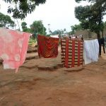 The Water Project: Lungi, Mahera, Mahera Health Clinic -  Clothesline