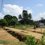 The Water Project: Lungi, Mahera, Mahera Health Clinic -  Community Landscape