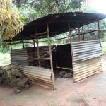 The Water Project: Lungi, Mahera, Mahera Health Clinic -  Kitchen