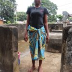 The Water Project: Lungi, Mahera, Mahera Health Clinic -  Pump Caretaker