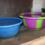 The Water Project: Lungi, Mahera, Mahera Health Clinic -  Water Storage For Domestic Use