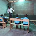 The Water Project: Lungi, Rosint, #26 Old Town Road -  Pupils Inside Class Room