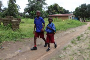The Water Project:  Pupils Head For Home