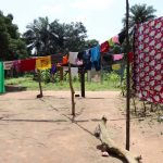 The Water Project: Lungi, New York, Robis, #7 Masata Lane -  Clothesline