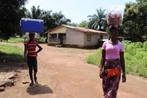 The Water Project:  Girls Trading