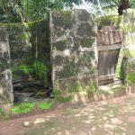 The Water Project: Lungi, New York, Robis, #7 Masata Lane -  Latrine