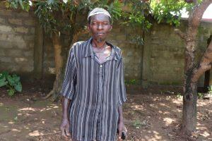 The Water Project:  Pa Abu Kamara