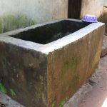 The Water Project: Lungi, New York, Robis, #7 Masata Lane -  Water Storage For Domestic Use