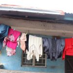 The Water Project: Lungi, New London, #10 Dankama Street -  Clothesline