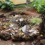 The Water Project: Lungi, New London, #10 Dankama Street -  Garbage Pit