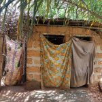 The Water Project: Lungi, New London, #10 Dankama Street -  Latrine And Bath Shelter