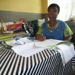 The Water Project: Lungi, Madina, St. Mary's Junior Secondary School -  Principal Melvina E Sumana