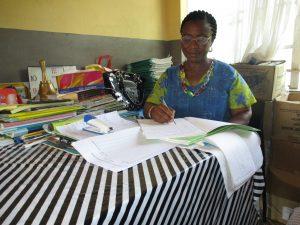 The Water Project:  Principal Melvina E Sumana