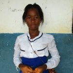 The Water Project: Lungi, Madina, St. Mary's Junior Secondary School -  Sarafina Fatmata Kamara