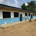 The Water Project: Lungi, Madina, St. Mary's Junior Secondary School -  School Building