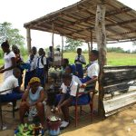 The Water Project: Lungi, Madina, St. Mary's Junior Secondary School -  School Market Place