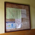 The Water Project: Lungi, Madina, St. Mary's Junior Secondary School -  School Notice Board