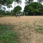 The Water Project: Lungi, Madina, St. Mary's Junior Secondary School -  School Playing Ground
