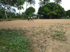 The Water Project:  School Playing Ground