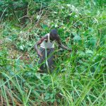 The Water Project: Masuveni Community, Masuveni Spring -  Site Clearance Begins