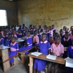 The Water Project: Eshimuli Primary School -  Students In Class