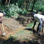 The Water Project: Bumira Community, Madegwa Spring -  Site Measurements