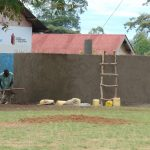 The Water Project: Banja Primary School -  Preparing To Add The Dome